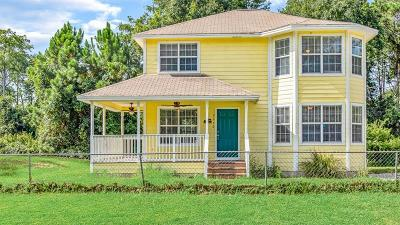 Deland Single Family Home For Sale: 2690 E Magnolia Road