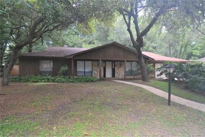 Single Family Home For Sale: 462 Burnt Tree Lane
