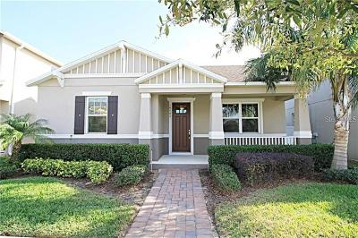 Winter Garden Rental For Rent: 14745 Spotted Sandpiper Boulevard