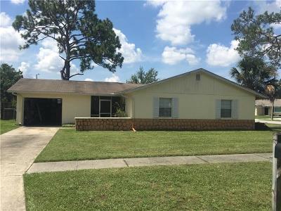 Orlando Single Family Home For Sale: 7914 Segovia Street