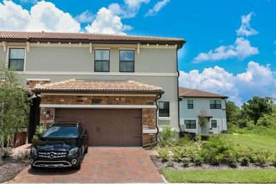 Orlando, Winter Garden, Davenport, Clermont, Windermere, Haines City, Champions Gate, Championsgate, Reunion, Golden Oak, Kissimmee Townhouse For Sale: 8501 Arcadia Lane