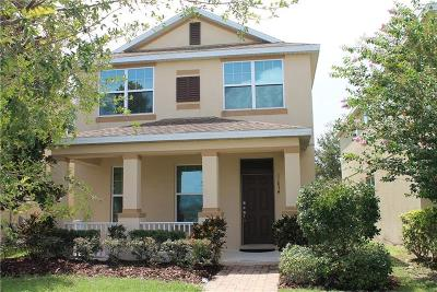 Windermere Single Family Home For Sale: 11834 Silverlake Park Drive