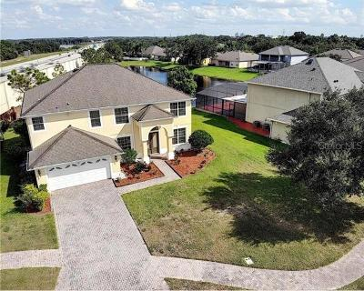 Clermont, Kissimmee, Orlando, Windermere, Winter Garden, Davenport Single Family Home For Sale: 4309 Conroy Club Drive