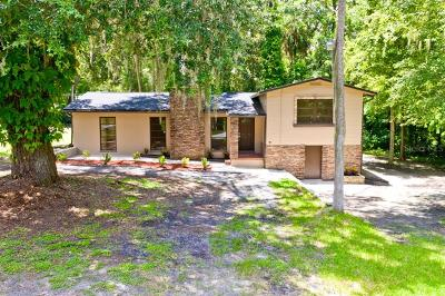 Winter Springs Single Family Home For Sale: 310 Hayes Road