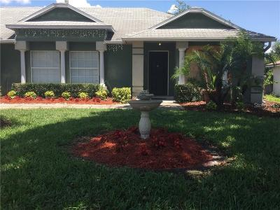 Orlando Single Family Home For Sale: 8621 Snowfire Drive N