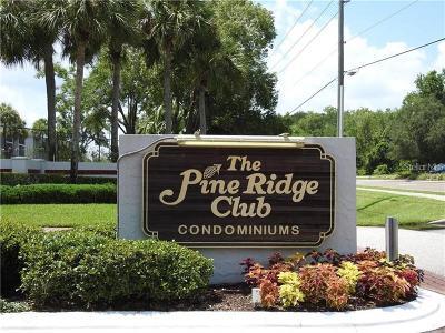 Seminole County Rental For Rent: 1728 Pine Ridge Road #1728