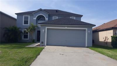 Sanford FL Single Family Home For Sale: $259,000