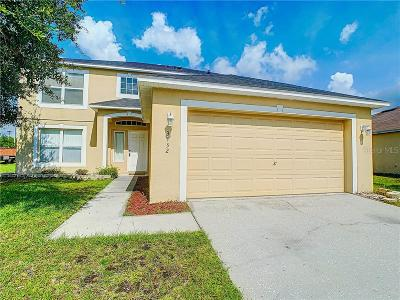 Orlando Single Family Home For Sale: 3132 Mattson Drive