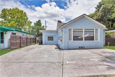 Orlando Single Family Home For Sale: 8 W Par Street