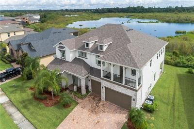 Winter Garden Single Family Home For Sale: 15245 Sunset Overlook Circle