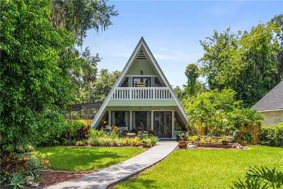Oviedo Single Family Home For Sale: 2075 Jessup Road