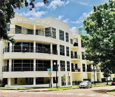 Orlando Condo For Sale: 1 S Eola Drive #15