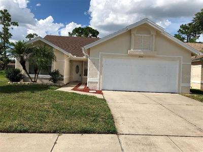 Single Family Home For Sale: 2805 Falling Tree Circle