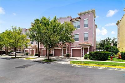 Orlando Townhouse For Sale: 8036 Cool Breeze Drive #139