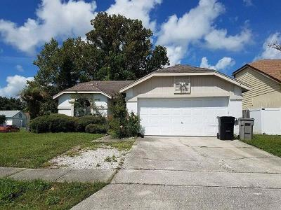 Apopka Single Family Home For Sale: 1984 Martina Street