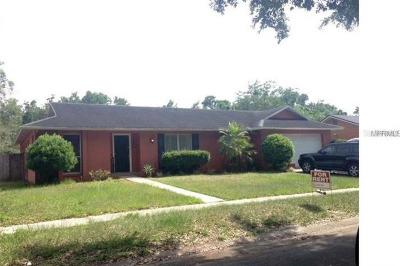 Seminole County Rental For Rent: 2028 Sussex Road