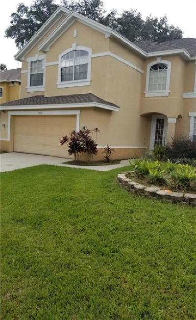 Kissimmee Single Family Home For Sale: 2604 Teeside Court