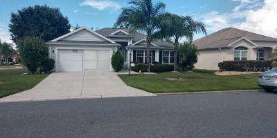 The Villages Single Family Home For Sale: 1447 Greenville Way