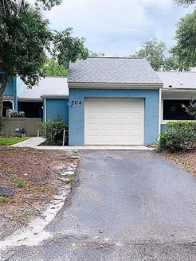 Winter Springs Condo For Sale: 704 Glasgow Court