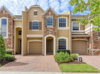Orlando Townhouse For Sale: 534 Terrace Spring Drive