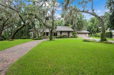 Windermere Single Family Home For Sale: 9722 Pleasance Circle