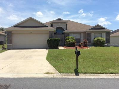 Lakeland Single Family Home For Sale: 8406 Greystone Drive