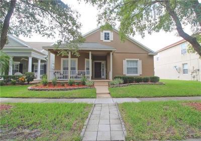 Orlando Single Family Home For Sale: 14463 Florida Privet Drive