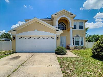 Deltona Single Family Home For Sale: 3061 Viewpoint Street