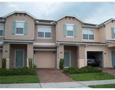 Orlando Townhouse For Sale: 10368 Park Commons Drive