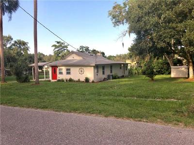 Orlando Single Family Home For Sale: 7625 Riverside Place