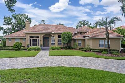 Longwood Single Family Home For Sale: 2177 Alaqua Drive