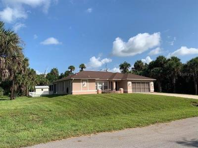 North Port Single Family Home For Sale: 4353 Boyer Terrace