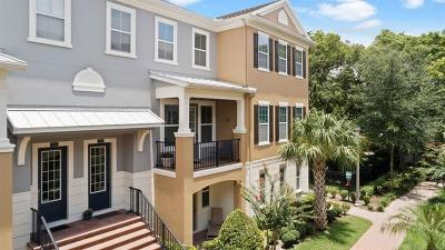 Orlando Townhouse For Sale: 566 Fenway Place