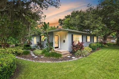 Orlando Single Family Home For Sale: 1002 Delaney Avenue
