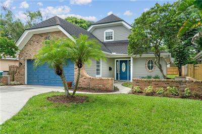 Winter Park Single Family Home For Sale: 1814 Walker Avenue