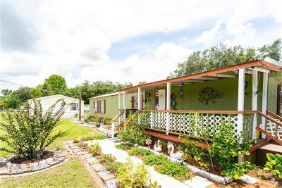 Winter Haven Mobile/Manufactured For Sale: 5 Valencia Court