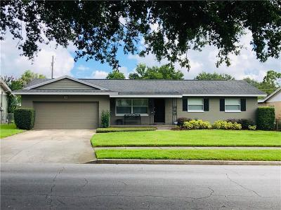 Orlando Single Family Home For Sale: 1513 Overlake Avenue