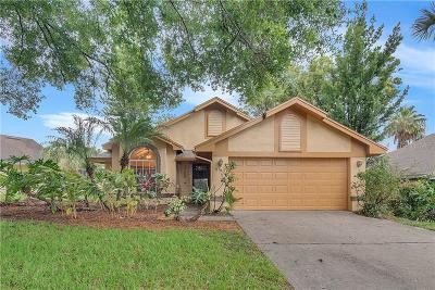 Orlando Single Family Home For Sale: 965 Summer Lakes Drive