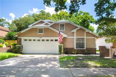 Orlando Single Family Home For Sale: 4635 S Hampton Drive