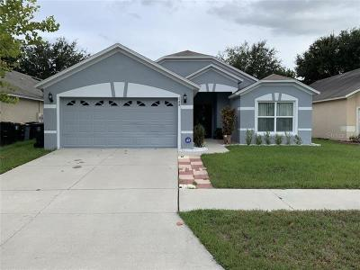 Orange City Single Family Home For Sale: 548 Gilmore Stage Road