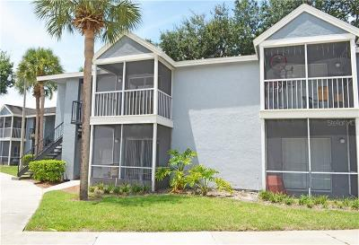 Kissimmee Condo For Sale: 3850 Bay Club Circle #202