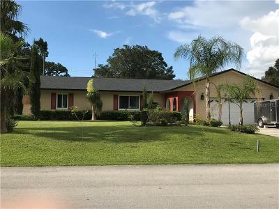 Apopka Single Family Home For Sale: 2831 Azalea Road