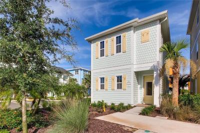 Kissimmee Single Family Home For Sale: 3115 Key Lime Loop