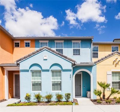 Townhouse For Sale: 341 Captiva Drive