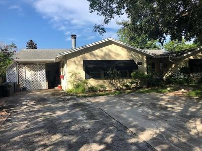 Casselberry Single Family Home For Sale: 1033 Crystal Bowl Circle