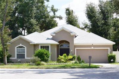 Ocoee Single Family Home For Sale: 2345 Grand Poplar Street
