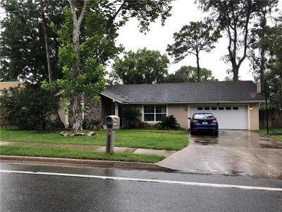 Longwood Single Family Home For Sale: 430 W W Wekiva Trl Trail