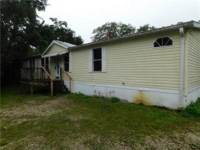 Orange County, Osceola County, Seminole County Mobile/Manufactured For Sale: 18554 15th Avenue