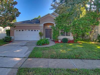 Oviedo Single Family Home For Sale: 671 Carrigan Woods Trail