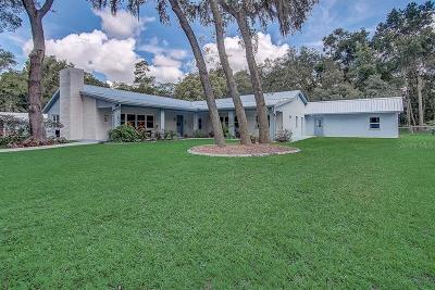 Daytona, Daytona Beach, Daytona Beach Shores, De Leon Springs, Flagler Beach Single Family Home For Sale: 5740 West Street